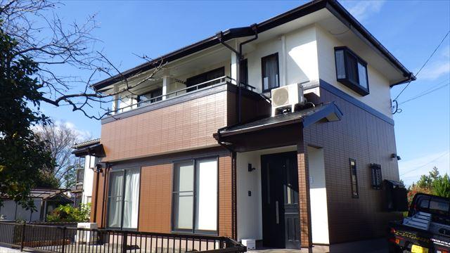 大分市城戸様 屋根外壁塗装工事