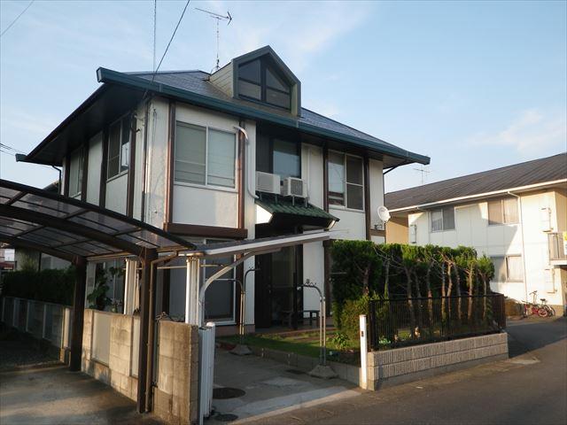 中嶋様邸 屋根外壁塗装工事
