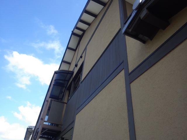 大分市 軸丸様 外壁塗装工事