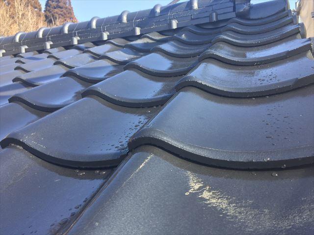 屋根塗装リリーフNADシリコン